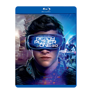 Ready Player One - Limited Steelbook Edition (3D Blu-ray + Blu-ray)