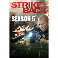 Strike Back - Sesong 5 (DVD)