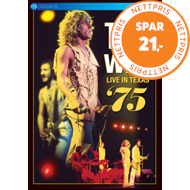 Produktbilde for The Who - Live In Texas '75 (DVD)