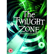 Produktbilde for The Twilight Zone: The Complete Series (UK-import) (DVD)