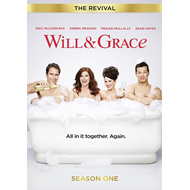 Produktbilde for Will And Grace: The Revival - Sesong 1 (UK-import) (DVD)