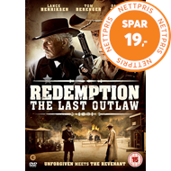 Produktbilde for Redemption: The Last Outlaw (UK-import) (DVD)