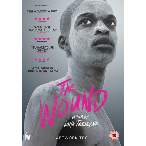 The Wound (UK-import) (DVD)