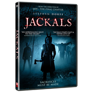 Produktbilde for Jackals (UK-import) (DVD)
