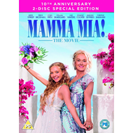 Mamma Mia! - 10th Anniversary 2-Disc Special Edition (UK-import) (DVD)