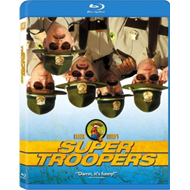 Super Troopers (UK-import) (Blu-ray + DVD)