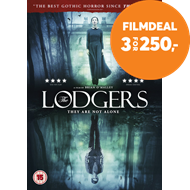 Produktbilde for The Lodgers (UK-import) (DVD)