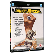 Produktbilde for The Night Walker (UK-import) (DVD)