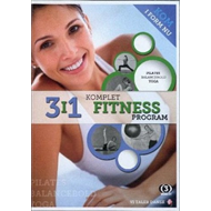 3-I-1 Komplet Fitness Program (DK-import) (DVD)