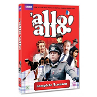 Produktbilde for Allo Allo - Season 3 (DVD)