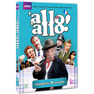 Produktbilde for Allo Allo - Season 6 (DVD)