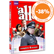 Produktbilde for Allo Allo - Season 9 (DVD)