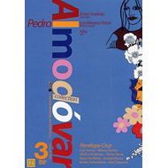Produktbilde for Pedro Almodovar - 3 Dvd Collection Blue (DK-import) (DVD)