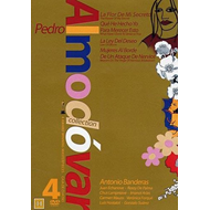 Pedro Almodovar - 4 Dvd Collection Brown (DK-import) (DVD)