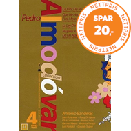 Produktbilde for Pedro Almodovar - 4 Dvd Collection Brown (DK-import) (DVD)