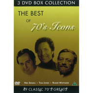 Best Of 70's Icons (DVD)