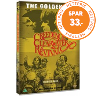 Produktbilde for Creedence Clearwater Revival - The Golden Era (DK-import) (DVD)