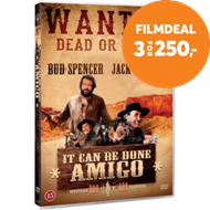 Produktbilde for It Can Be Done Amigo (DK-import) (DVD)