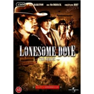 Lonesome Dove: The Series - Part I Episodes 1-10 (DK-import) (DVD)