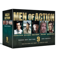 Produktbilde for Men Of Action Box (DK-import) (DVD)