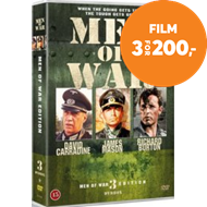 Produktbilde for Men Of War, War Heroes Vol II (DK-import) (DVD)