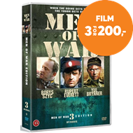 Produktbilde for Men Of War, War Heroes Vol III (DK-import) (DVD)