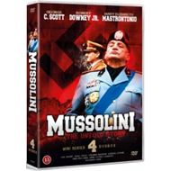 Mussolini - The Untold Story (DVD)