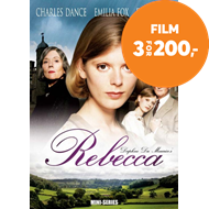 Produktbilde for Rebecca (DK-import) (DVD)