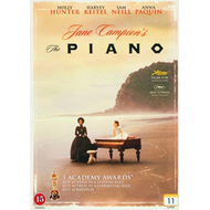The Piano (DK-import) (DVD)