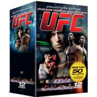 UFC Fight Box Collection (DK-import) (DVD)
