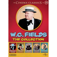W.C. Fields - The Collection (DK-import) (DVD)
