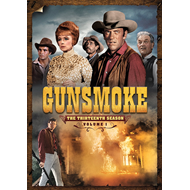 Gunsmoke - The Thirteenth Season Volume 1 (DVD)