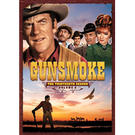 Gunsmoke - The Thirteenth Season Volume 2 (DVD)