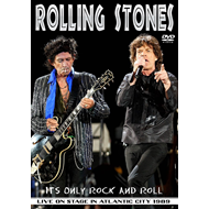The Rolling Stones - It's Only Rock And Roll: Live On Stage In Atlantic City 1989 (DVD)