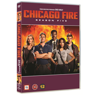 Chicago Fire - Sesong 5 (DVD)