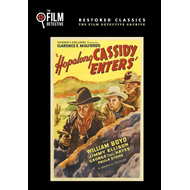 Hopalong Cassidy Enters (DVD)