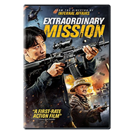 Extraordinary Mission (DVD - SONE 1)