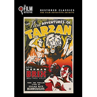 Produktbilde for The New Adventures Of Tarzan (DVD)