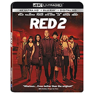 Red 2 (4K Ultra HD + Blu-ray)