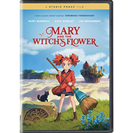 Mary And The Witch's Flower (DVD - SONE 1)