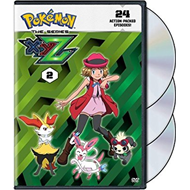 Pokémon Xyz - Set 2 (DVD - SONE 1)