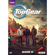 Top Gear - Sesong 24 (DVD - SONE 1)