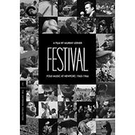 Produktbilde for Festival -  The Criterion Collection (DVD - SONE 1)