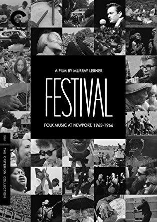 Festival -  The Criterion Collection (DVD - SONE 1)