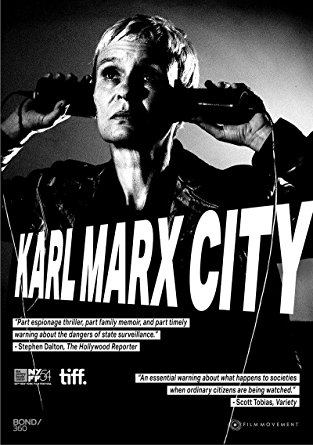 Karl Marx City (DVD - SONE 1)