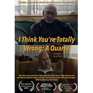 I Think You Are Totally Wrong: A Quarrel (DVD)