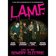 L.A.M.F. - Live At The Bowery Electric (DVD - SONE 1)