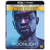 Produktbilde for Moonlight (4K Ultra HD + Blu-ray)