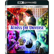 Produktbilde for Across The Universe (4K Ultra HD + Blu-ray)