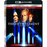 Det Femte Element (4K Ultra HD + Blu-ray)